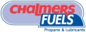Chalmers Fuels Propane & Lubricant Logo